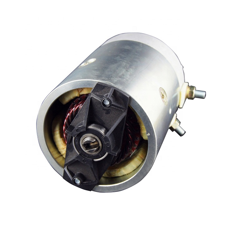 Carbon Brush DC Motor of Hydraulic Power Unit of Axial Pistons