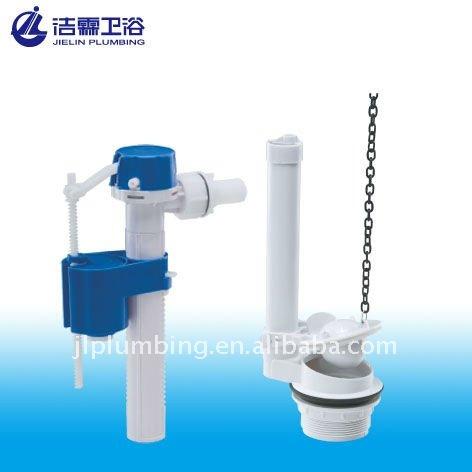 Mecanismo de cisterna de inodoro sin tanque de montaje - Mecanismo de cisterna ...