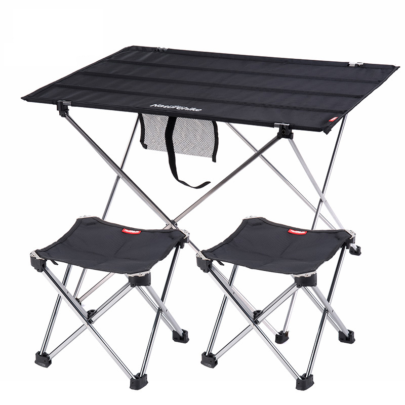 Point Break Outdoor Folding Tables And Chairs Combination
