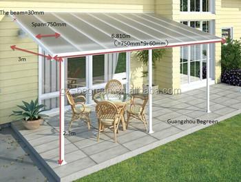 Aluminium tuinhuisje schuur tuin pergola gazebo tent buy ronde