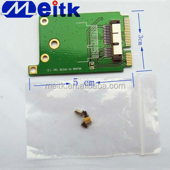 Bcm94331cd Bcm943224pciebt2 Bcm94360cd Ethernet Wifi Thẻ Mini Pci-e Bộ  Chuyển Đổi - Buy Ethernet Wifi Thẻ,Wifi Thẻ Để Adapter Pci-e