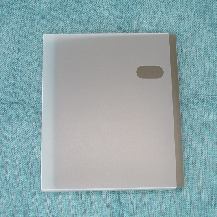Promotional A4 Frosted PP Display Book For Office Stationary