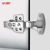 Kitchen 3D Adjustment Soft Closing hinge two way hydraulic hinge DTC Cabinet Hinge For Furniture