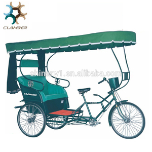Single speed pedal auto rickshaw for sale
