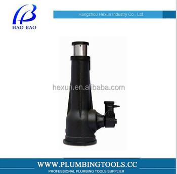 hx-qjd-20 black jack floor jack,hydraulic floor jack,50 ton
