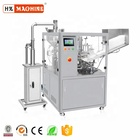 For paste glue tube filling and sealing machine guangzhou tube filling and sealing machine