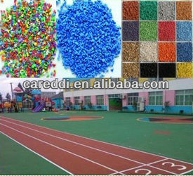colorful epdm granule rubber price