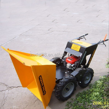 Cheap power wheelbarrow for sale kd250 buy high quality for Motorized wheelbarrows for sale