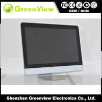 High quality 4GB latest all in one touch screen computer desktop
