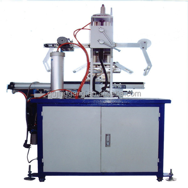 TJ-28 Automatic <strong>Flat</strong> and Roll Gilding Press Embossing Press Hot Stamping Machine