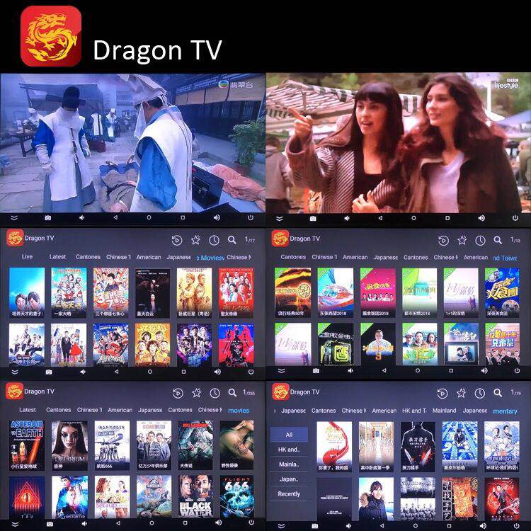 Dragon Tv Box And Iptv Account With 500 Iptv Channel - Buy Iptv,Iptv  Channel Product on Alibaba com