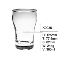 Beer Glass Tumbler Drinking Glass