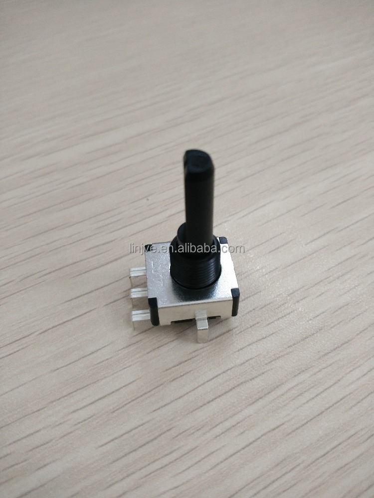 16mm Size Insulated flatted Shaft rotary encoder for Home appliances