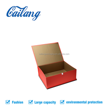 luxury garment box special occasion dress packaging book box with flap lid paper box
