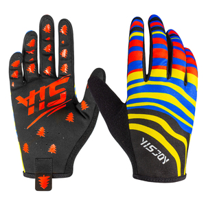 Best Design Men's Women's Road Cycling Bike Bicycle Gloves MTB BMX MX Gloves For Downhill ATV Racing Sports