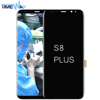 Wholesale China product mobile phone lcds for samsung Galaxy S8 Plus lcd display for samsung Galaxy S8 Plus cell phone parts