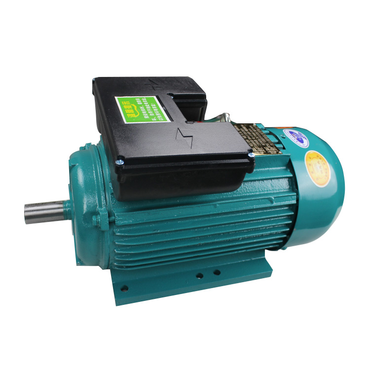 Single phase energy saving electric motor 3hp 220 v used