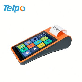 Excellent Quality mobil pos terminal With 58mm Thermal Printer