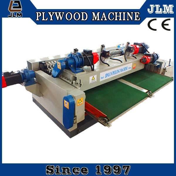 spindle less veneer peeling machine price / cnc veneer peeling lathe