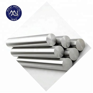 Cold rolled 201 stainless steel rod 6mm stainless steel round bar