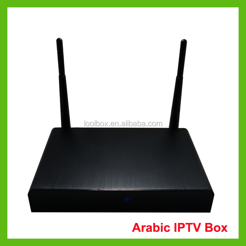 Best Arabic <strong>TV</strong> <strong>Box</strong> Support 400 Arabic Channels Free Remote Controller Arabic IPTV <strong>Set</strong> <strong>Top</strong> <strong>Box</strong>