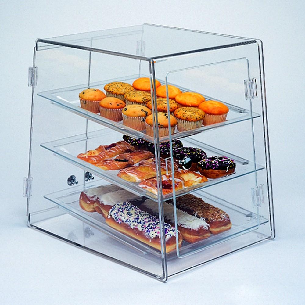 Acrylic Bakery Display Cabinet,Countertop Acrylic Bakery Display ...