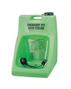 Fend-all Porta Stream II Portable Eye Wash Station With Water Additive - 1 EA