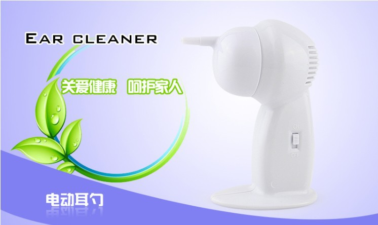 Cordless Ear Vacuum Cleaner Ear Vac To Remove Extra Ear