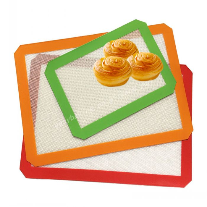 High quality durable non stick silicone baking mat for pastry  baking.jpg