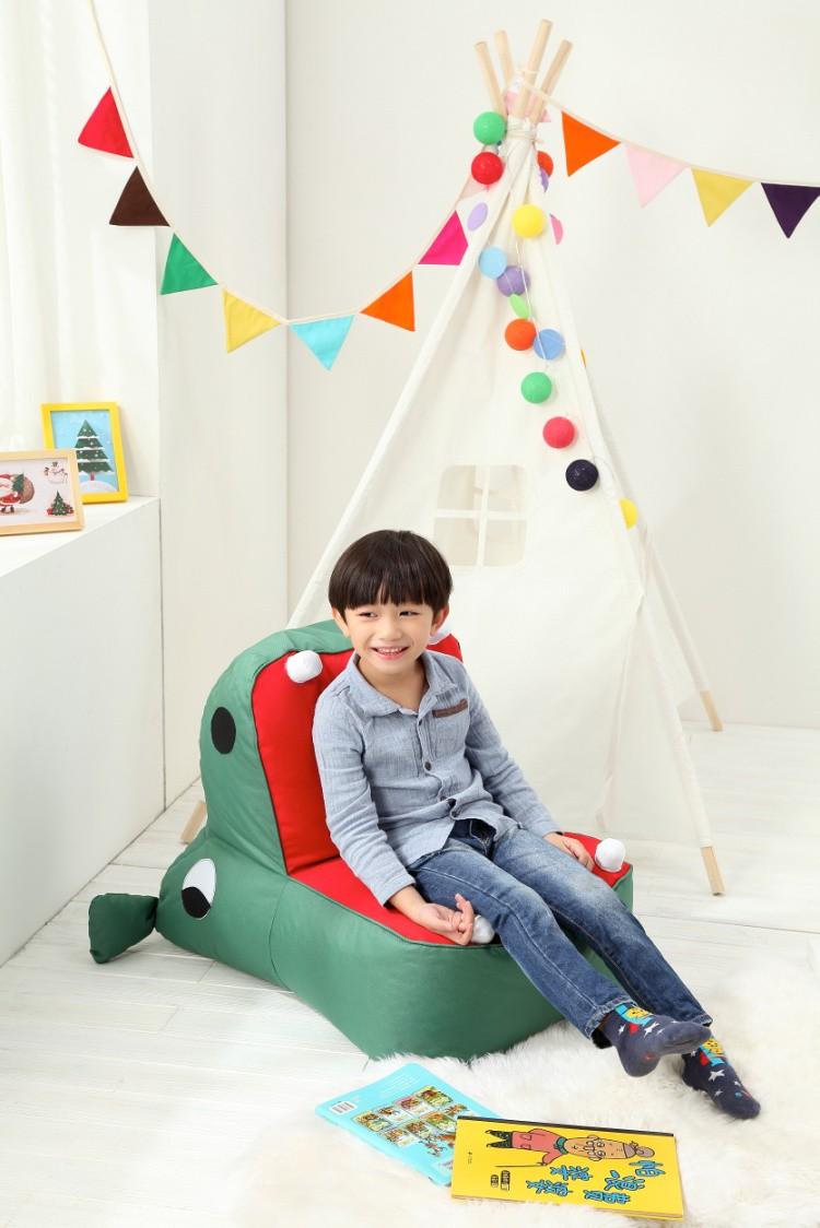Animal bean bag chairs for kids - Animal Shape Baby Bean Bag Sofa Playing Bean Bag Chair