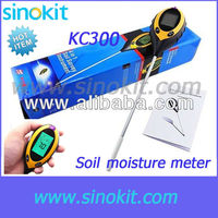 4 In 1Multi-function Soil Moisture Meter - KC300B
