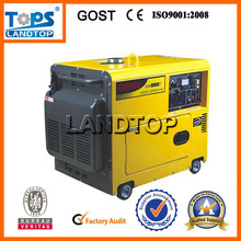 Hot Sales 5 or 10 kva super silent LPG generator