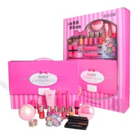 Plastic Toys Girls Beauty Cosmetic Make Up Set