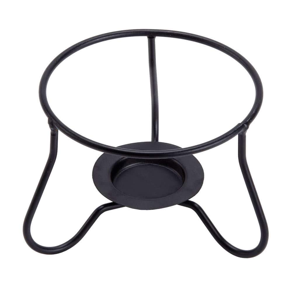 TableTop King RCN-140 STAND Sushi Signature Pattern Fire Stand for RCN-140 Pasta Bowl with Lid - 12/Case