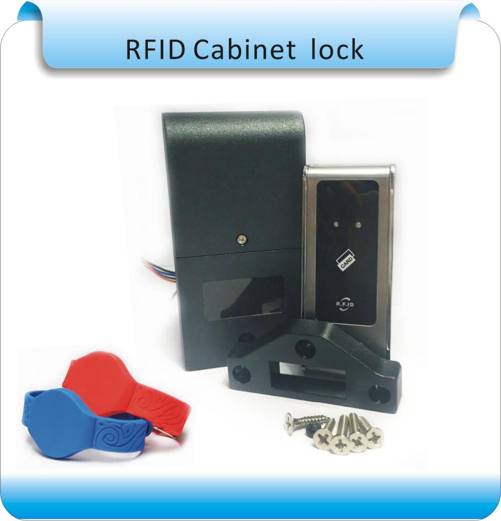 ⑤free Shipping 662 125khz ④ Rfid Rfid Card Key Metal Shell