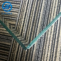 6mm mistlite nashiji louver window glass and prices, plate glass window prices