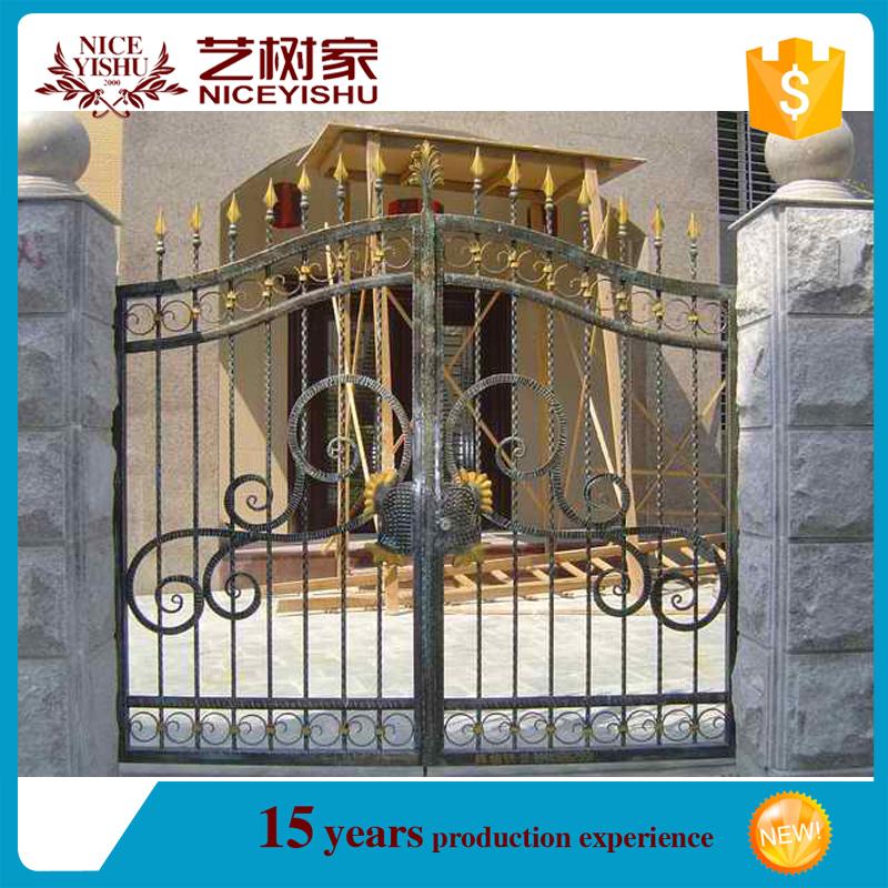 House main gate design images house image - Cercas de hierro ...