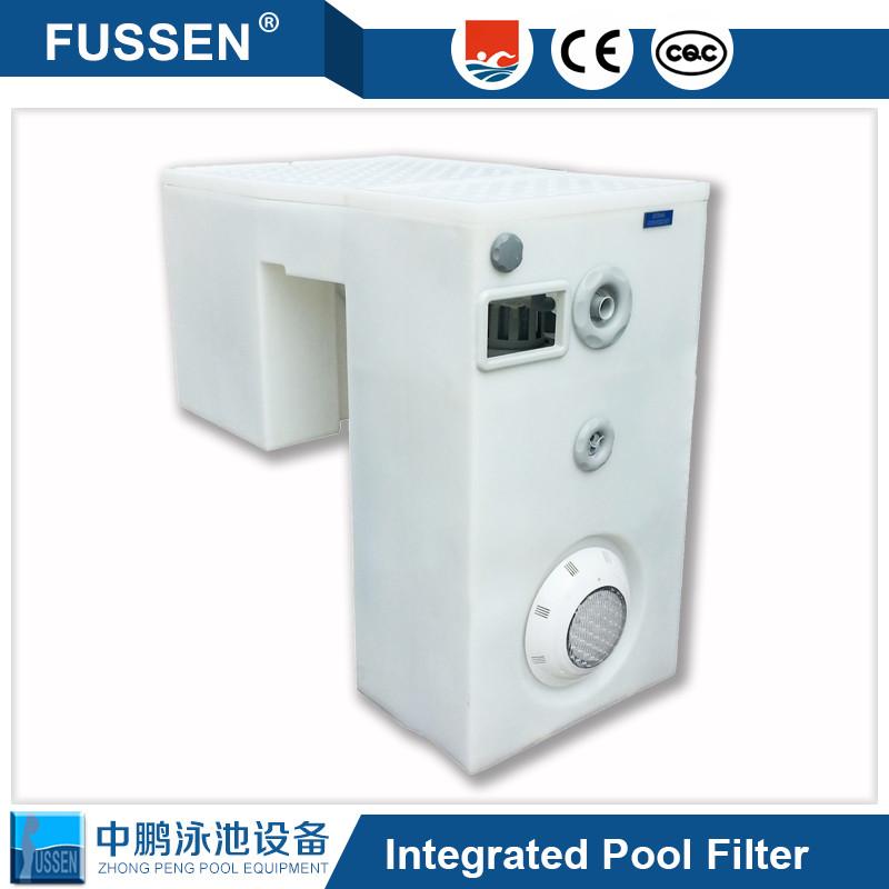 Inground Swimming pool filter , swimming pool pump and filter