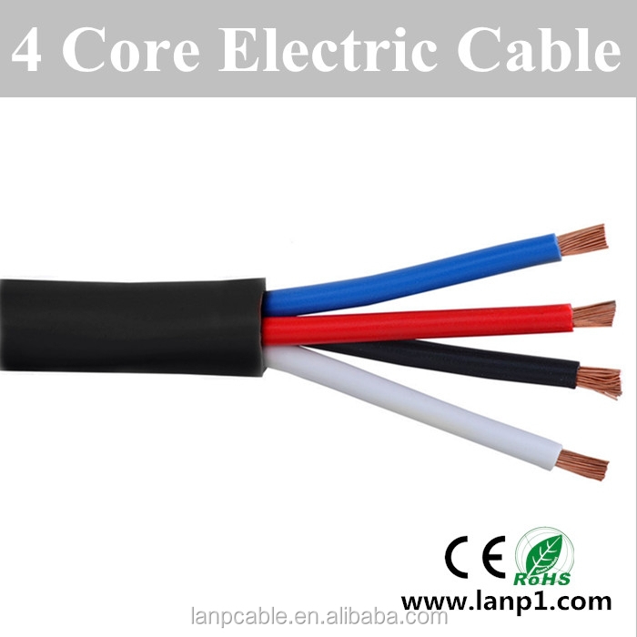 25mm 4 Core Cable Electrical 3 Phase - Buy Electric Cable Three ...