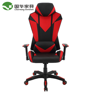 New model adjustable swivel PU leather office dxracer racing gaming recliner chair