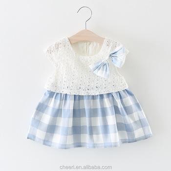 142503504dc0 Ht-bgcd Cute Hot Baby Fancy Cotton Frocks Designs Baby Girl Summer ...