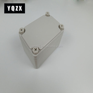 ABS waterproof plastic Electronic Outdoor Project Enclosure Junction Box with Terminal Block