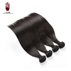 Direct factory price attractive 10a grade Brazilian hair 50 inch kbl