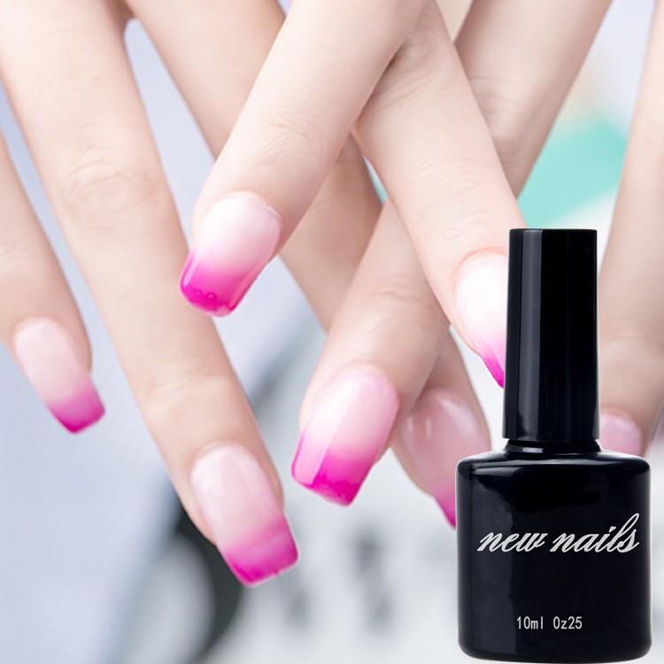 Nail Color Etiquette: Grossiste Vernis à Ongle Qui Change De Couleur-Acheter Les