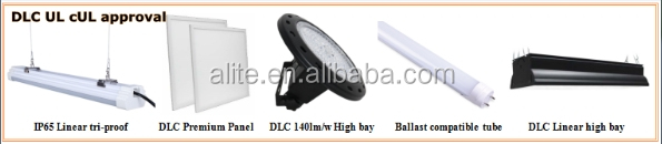 Linear high bay 200W led gas station 24v industrial led light fixture