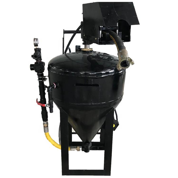 20 Gallons 20G Sandblaster Tank High Pressure Unit w// Hose and Blasting Gun