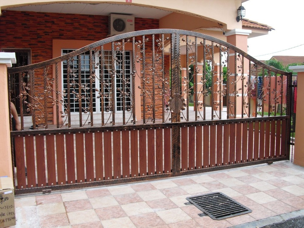Home Entrance Gates, Home Entrance Gates Suppliers And Manufacturers At  Alibaba.com