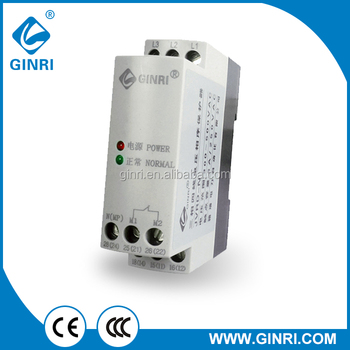 Jvrd N Voltage Relay Neutral Loss Protection Relay 3phase