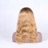 French lace for wig making front lace blonde human hair wigs 26 inch