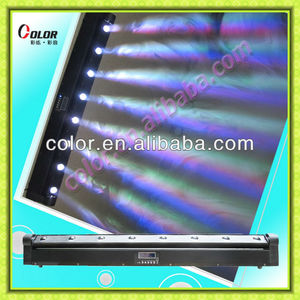 cree led light bar beam 8*10w rgbw 4in1 led stage light
